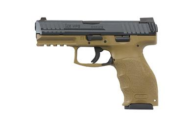 "Hk Vp9 9mm 4.09"" 15rd Fde"