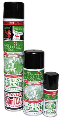Napier Of London Aerosol Gun Cleaner/lubricant