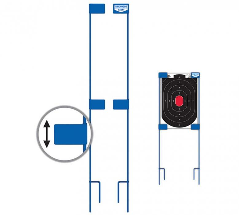 Bwc Adjustable Target Stakes 36