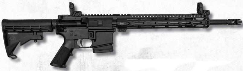 Fn15 Heavy Carbine 5.56 16 Md