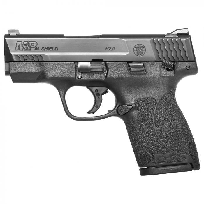 "Used S&w Shield 45acp 3.3"" Bl"