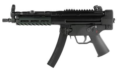 "Ptr 9ct Pstl 9mm 8.86"" Thrdd"