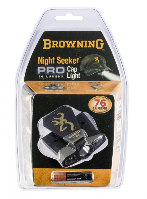 BRN 3715099 Night Seeker PRO CAP