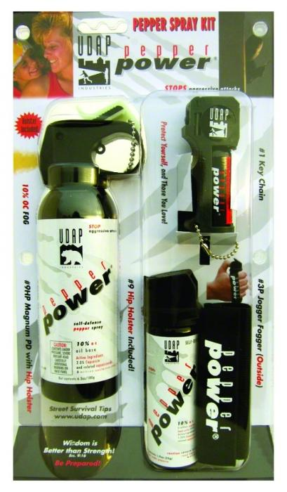 Udap Pepper Spray Kit