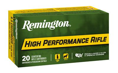 Remington Ammunition 27671 High Performance  6.5