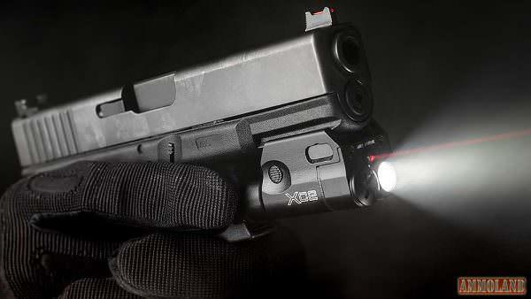 Sfi Xc2 Compact Pistol Light W/