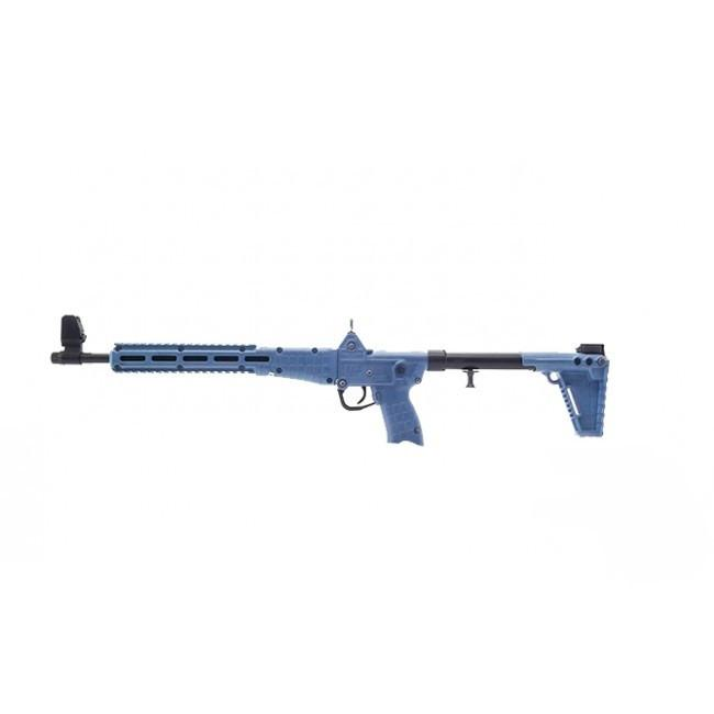 Kel-tec Navy Blue Sub-2000 Rifle Takes