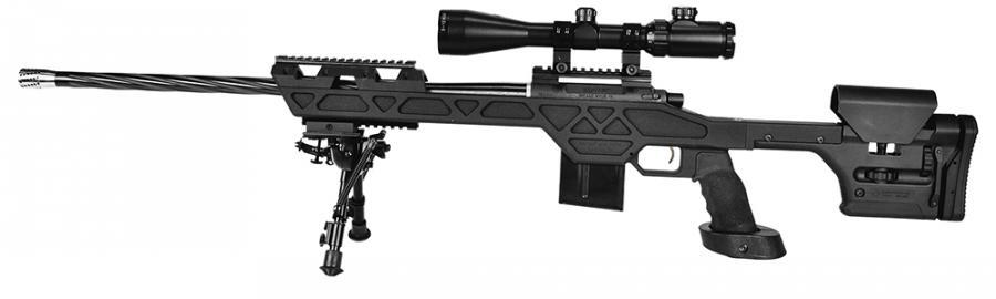 Masterpiece Arms 308ba 308ba Bolt Action