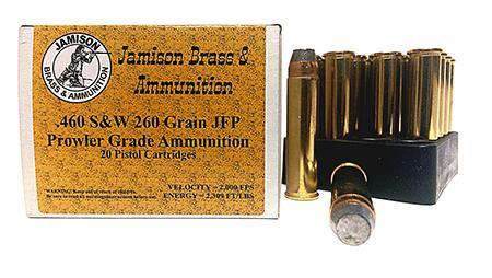 Jamison 460s&w-260prl 260 JFP 20/10