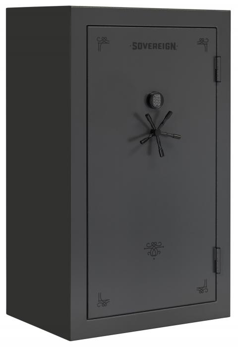 Sovereign 60 Gun Safe - 72""