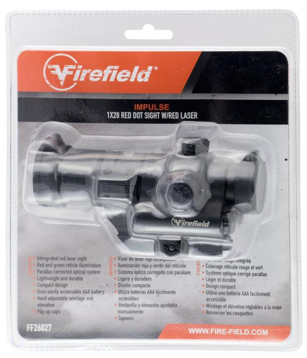 Firefield Ff26027 Impulse 1x28 RED DOT