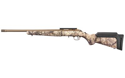 """Ruger American 22lr 18"""" Camo 10rd"""