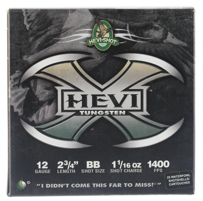 Hevishot 50278 Hevi-x Waterfowl 12 Gauge