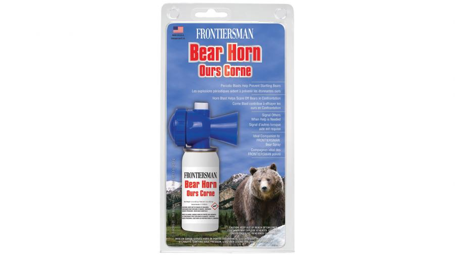 Sab Frontiersman Bear Horn