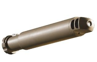 QDL Suppressor, Flat Dark Earth, Up