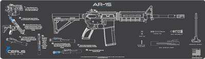 """Cerus Gear 3mm Promats 14""""x48"""""""