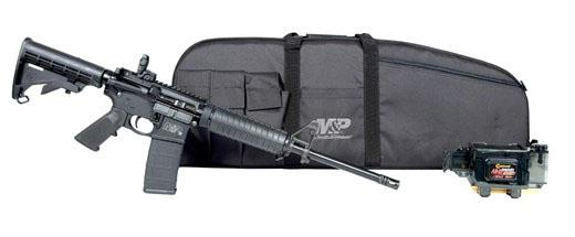 S&w M&p15 Sptii Pk 556n 16""