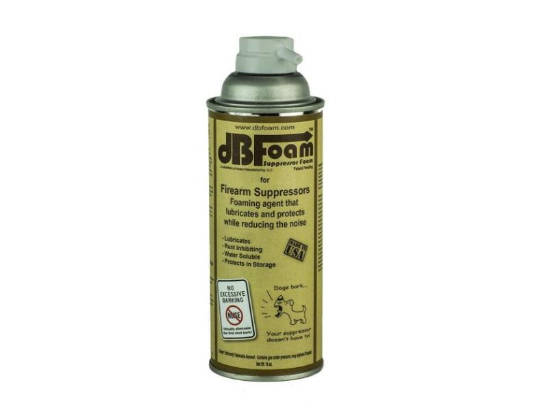 Mks Suppressor Db Foam 4 Oz.