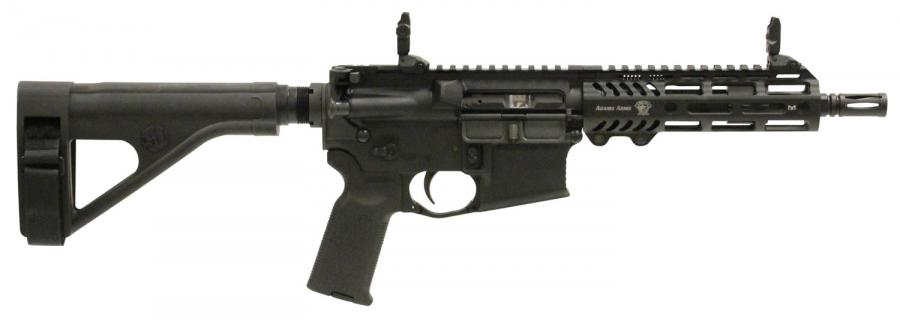 Adams 00300 P2 Pistol 5.56 7.5in