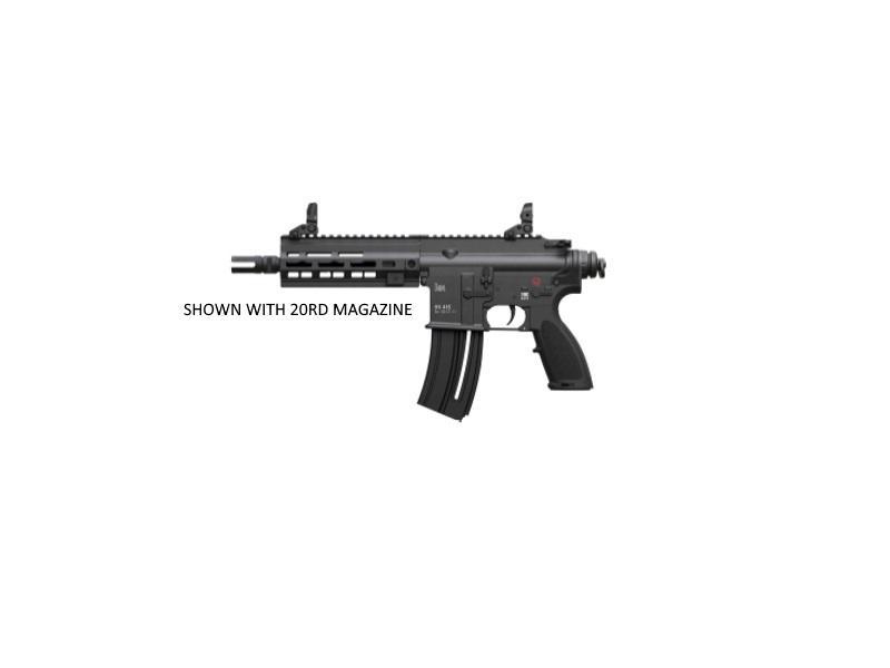 Hk416 Pistol 22lr 8.5 10rd