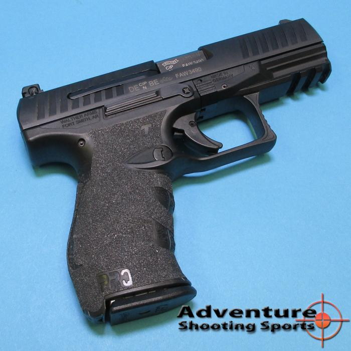 """Walther PPQ M2 9MM 4.1"""" 15rd"""