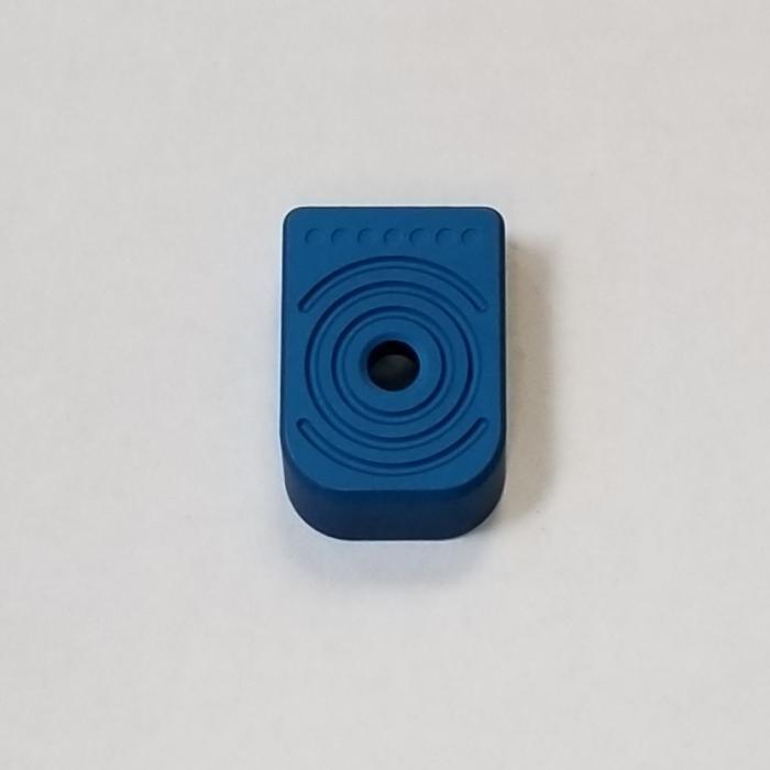 Henning Uspsa/ipsc Production Base Pad Blue