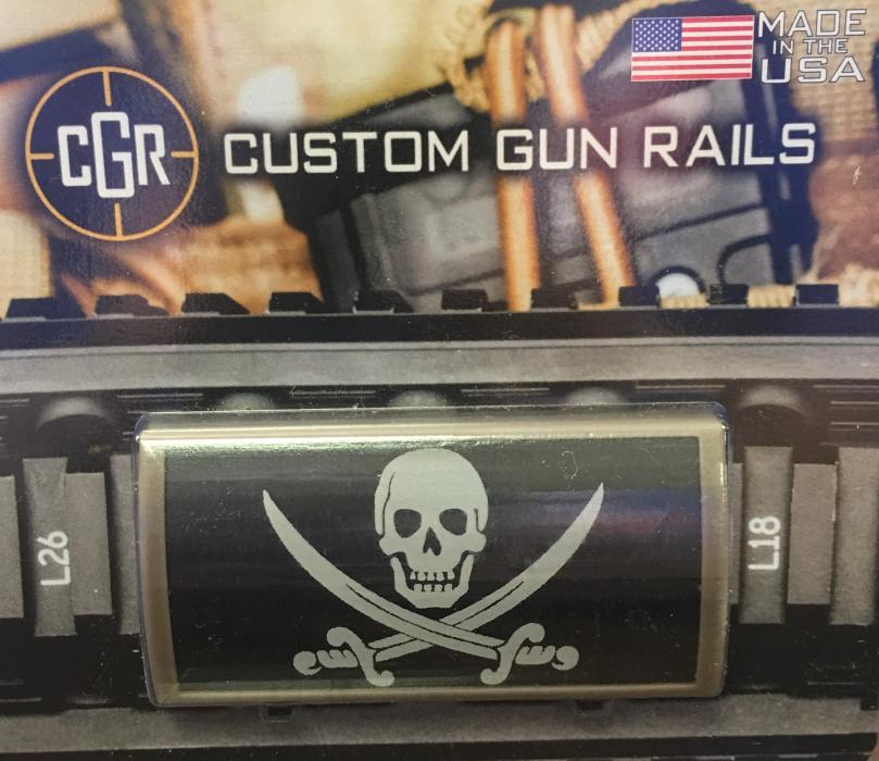 Custom Gun Rails Lea070scs-tr