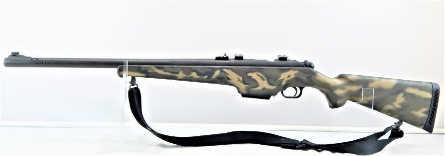 "Mossberg 695 12ga 22"" Rifled Bore"