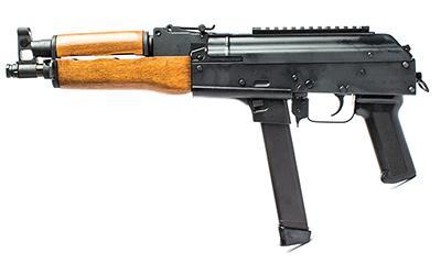 "Cia Romanian Nak-9 9mm 6.25"""