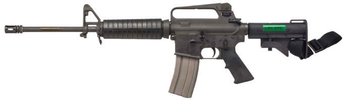 Ar-15 A2 Govt Carbine - .223