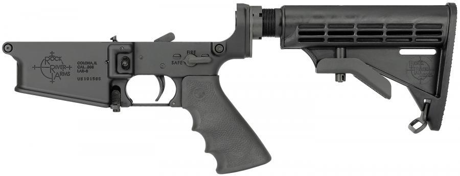 Lar-8 STD 6P Complete Lower Half