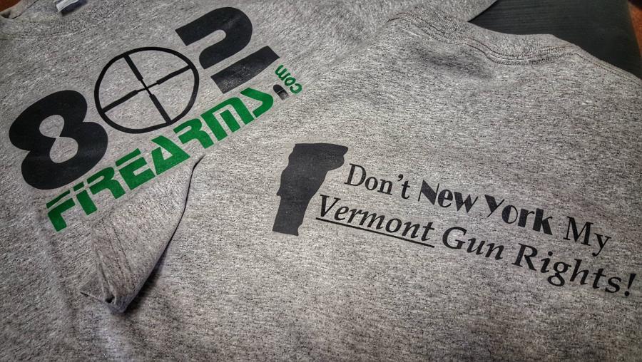 Large 802firearms Shirt