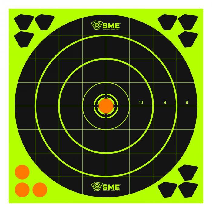 SME Smetrg8rs Splatter Target Round 6