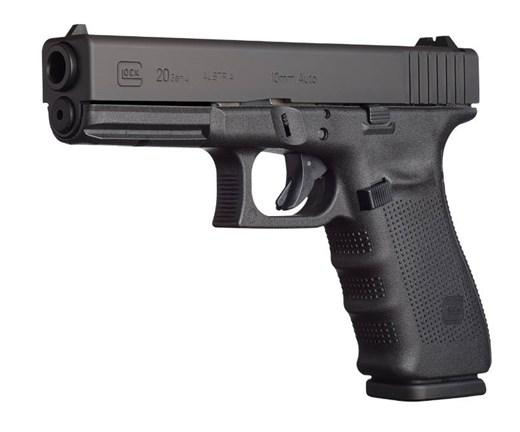 Glock/glock Inc 20gen4 10mm Auto 4.61""