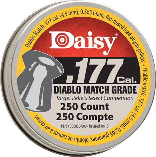 Daisy Avanti Match .177 Pellet