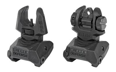 Meprolt Flip Up Sights W/ Tritium