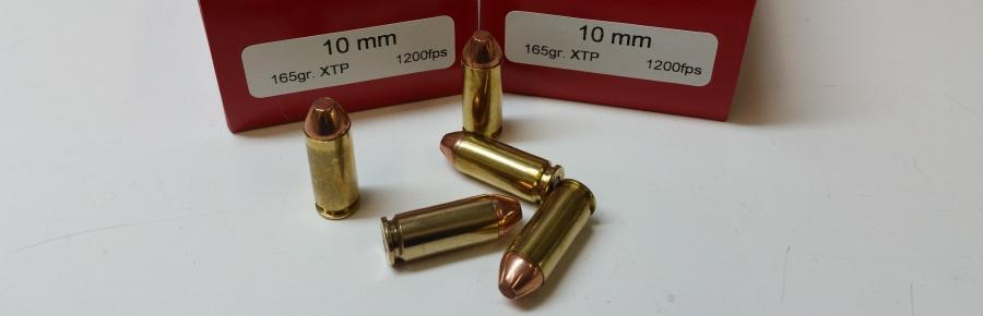 TGD 10mm 165 GR XTP 50