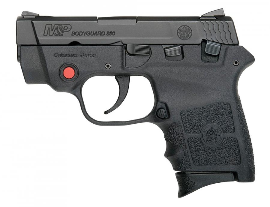 "S&W M&P Bodyguard 380acp 2.75"" 6rd"