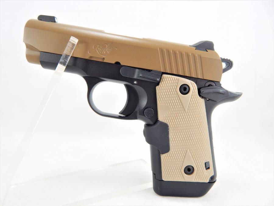 """Kimber Micro 9 9mm 3.15"""" 7rd"""