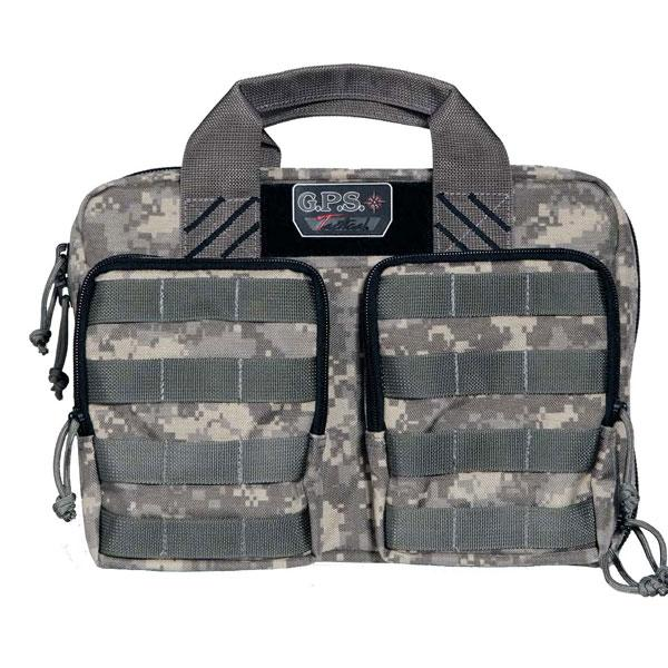 G*outdoors GPS Tact Quad Pistol Case