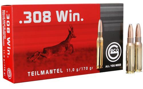 Geco 242840020 308 Winchester Geco Soft