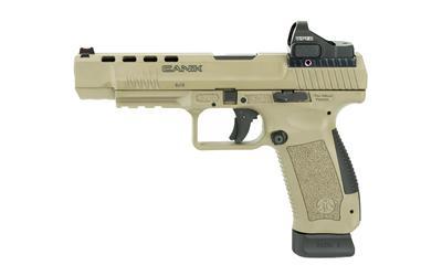 """Canik Tp9sfx 9mm 5.25"""" 20rd Fde"""