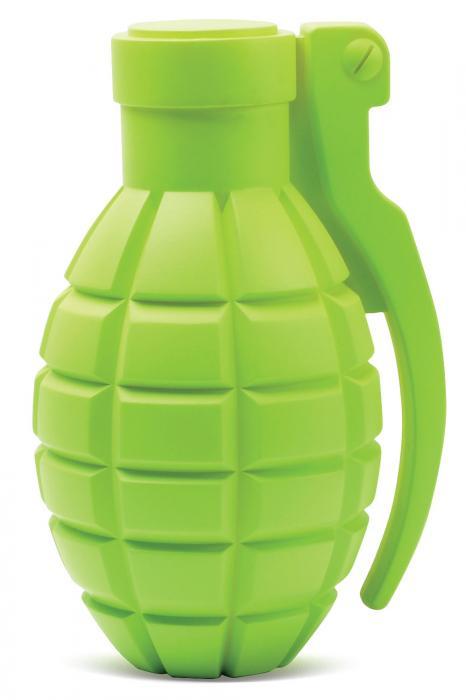 SME Smegrtgt Self-healing Grenade .22-50 Cal