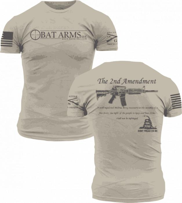 BAT Arms Grunt Style XL 2nd