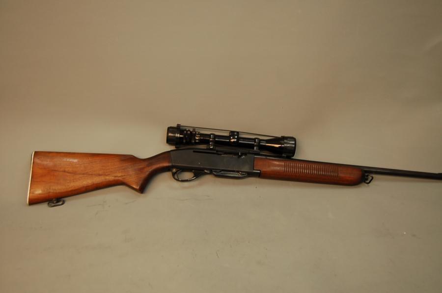 Used Remington 742 6mm Rem