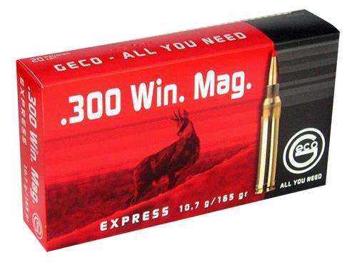 Geco 280840020 300 Winchester Magnum Geco