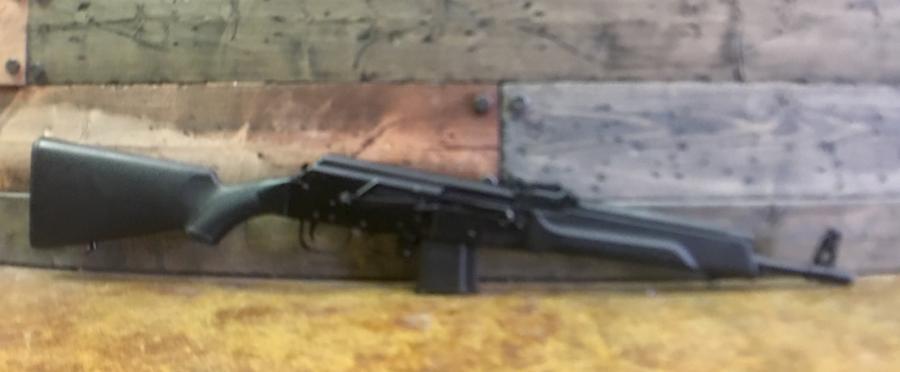 Used Izmash Saiga .223 Rifle, Polymer