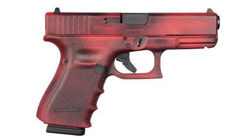 Battleworn red Limited Edition G19 G4