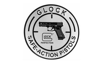 Glock Oem Safe Action Sign Alum
