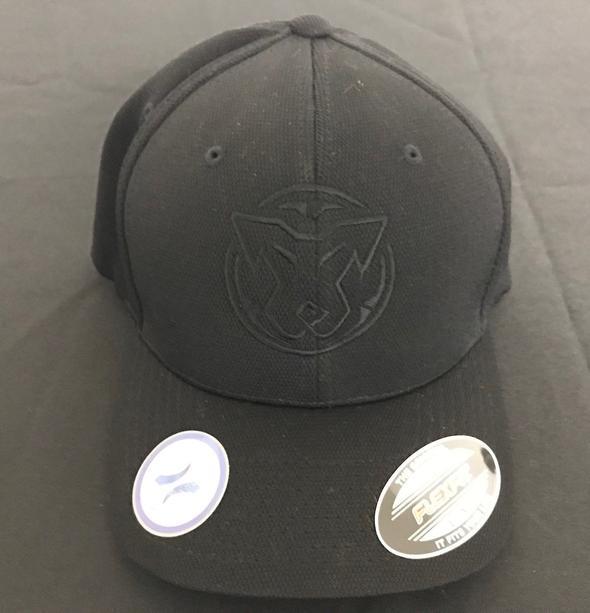 Sheepdog Hat - Black on Black